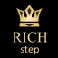 Stepium + Rich-Step + BitcoinStep