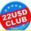 ПРЕДСТАРТ. КЛУБ #22USDCLUB. 130 000 долларов нужны? 22usd.club/ref/vip82