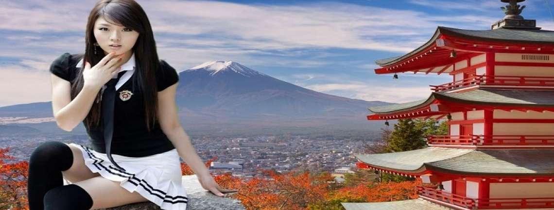 Япония - их нравы и обычаи | Japanese girls