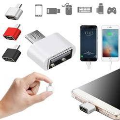 Micro USB конвертер для телефонов и планшетов. К вашему телефону через него можно будет подключать мыш, клавиатуру, игры, любые Флешки например чтобы сбросить туда фотографии или программы и другие периферийные устройства. 3 шт./лот новый стиль мини OTG USB кабель OTG адаптер Micro USB конвертер USB для планшетных ПК Android   https://goo-gl.su/9Y3PkОписание:Размеры: как на изображенииПримечание: Продукт на картинке может быть больше, чем фактический, пожалуйста, проверьте размер перед ~100% соответствие току USB спецификацииЦвет: красный, белый, черныйКомплектация: 1 х Micro Usb Мужской 5Pin к USB 2,0 A Женский адаптерТехнические характеристики:Высокая Скорость, которые поддерживают функцию OTGСтабильная производительность, подключи и играйПодключает usb-флэш-диск, кард-ридер, клавиатуру, мышь и т. д. usb-устройства для расширения функций ваших телефонов и планшетов Android.Совместимость с сотовыми телефонами Android, планшетами, gps-системы, КПК, устройствами OTG, цифровыми камерами и т. д.:)