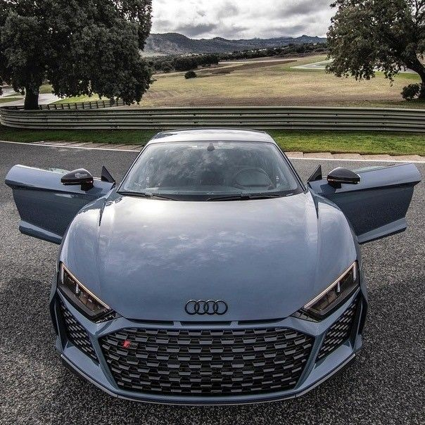 Свежая 2019 Audi R8