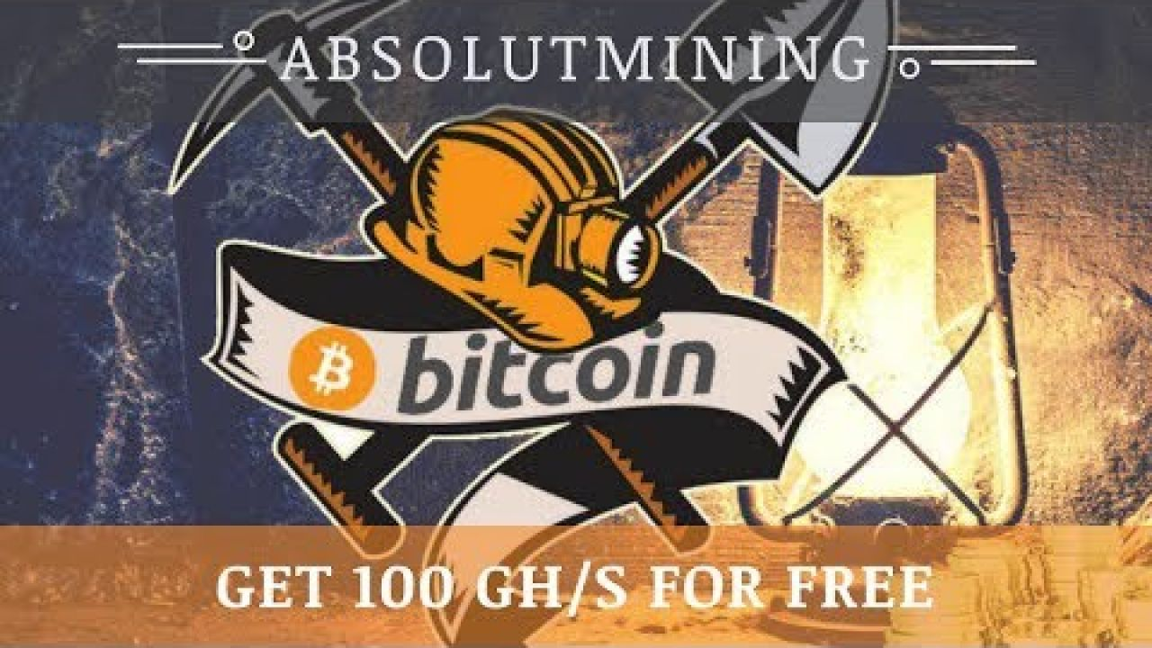 AbsolutMining.com отзывы 2019, обзор, Live Withdraw 0.000873 BTC, get 100 GHs for free