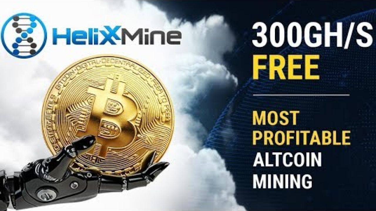 HelixxMine.com отзывы 2018, mmgp, обзор, HelixxMine облачный майнинг с бонусом 300 GHs $21 за регист