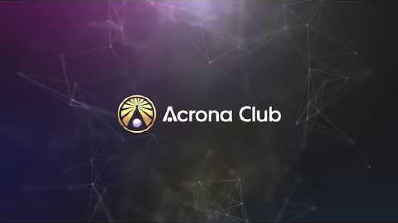 Как стать партнером Acrona Club Ребята супер проект