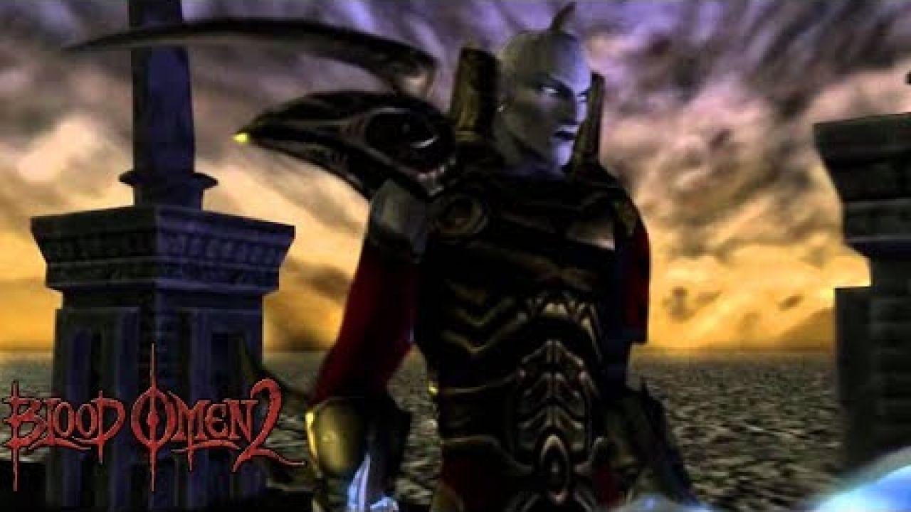 """Фильм """"Legacy of Kain Blood Omen 2"""" (полный игрофильм, весь сюжет)"""