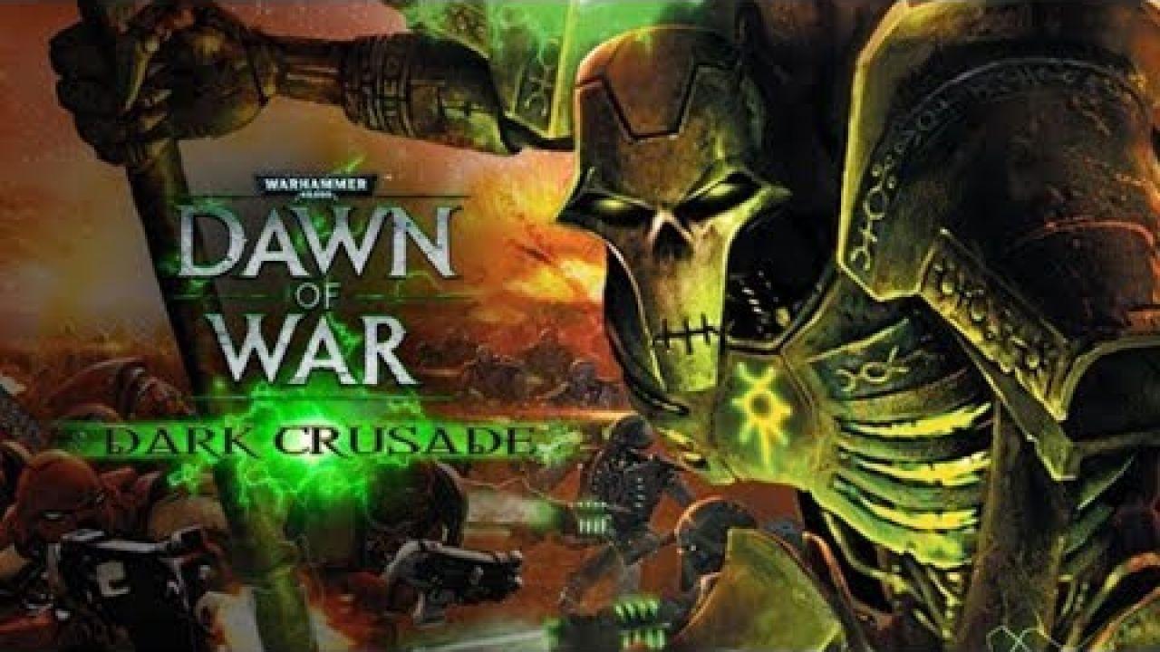 Warhammer 40,000 Dawn of War Dark Crusade Игрофильм