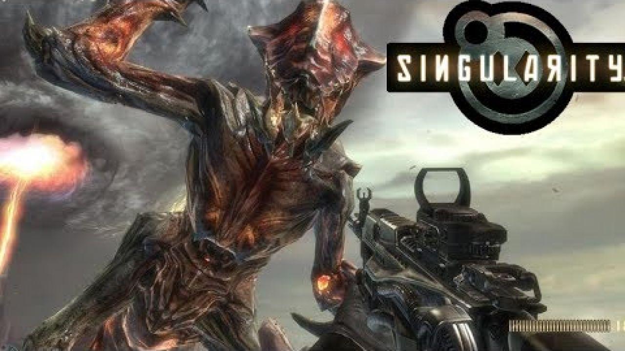 Игрофильм Singularity - весь сюжет