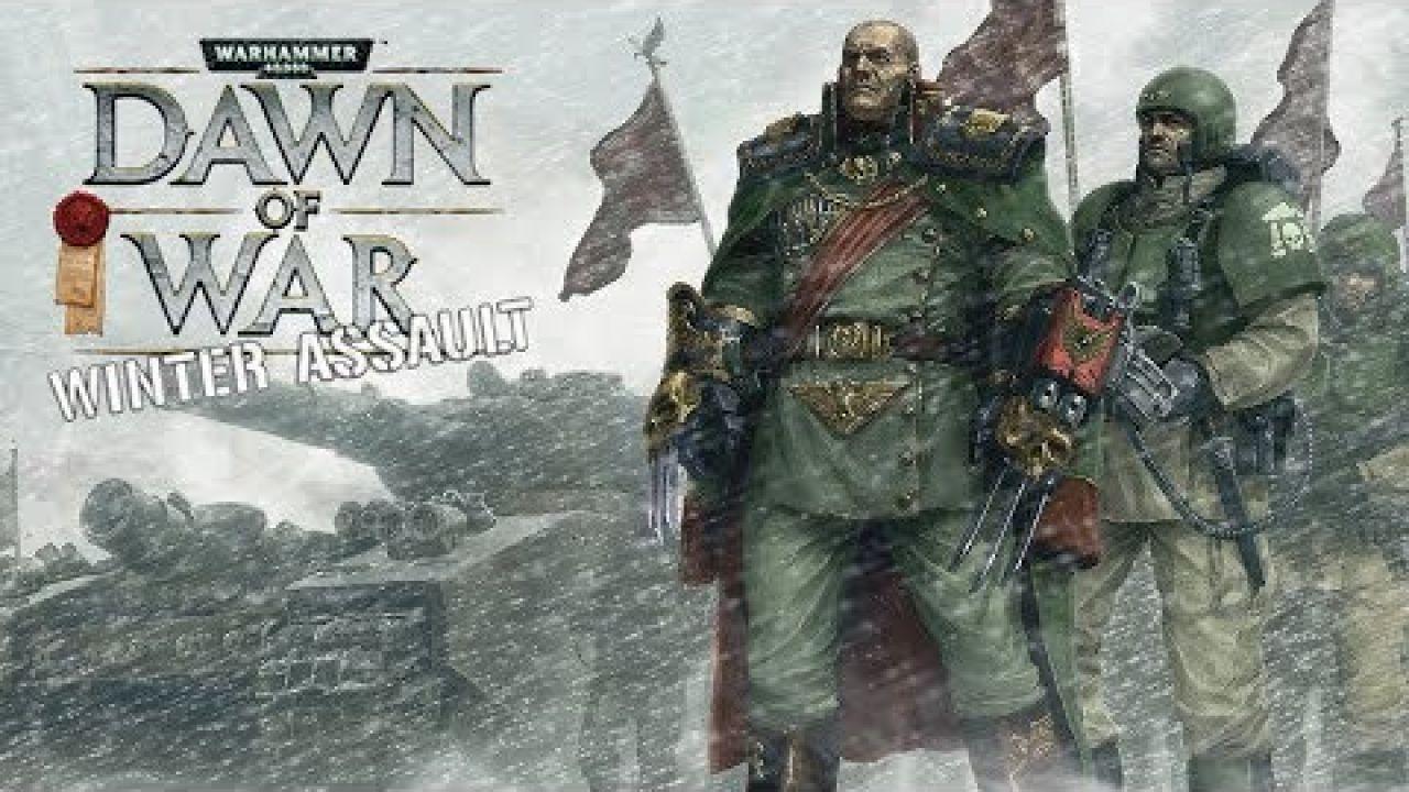 Warhammer 40,000: Dawn of War – Winter Assault Игрофильм