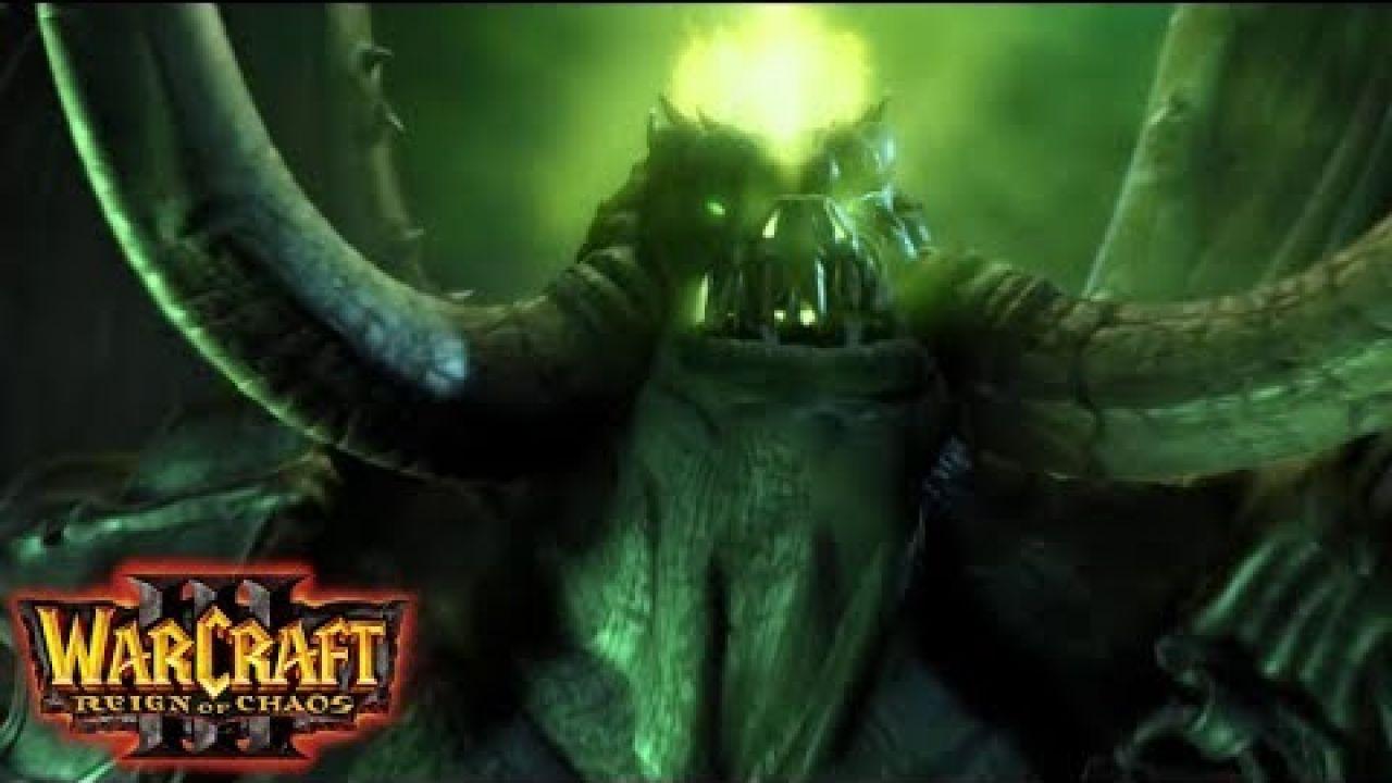 Warcraft III: Reign of Chaos Игрофильм