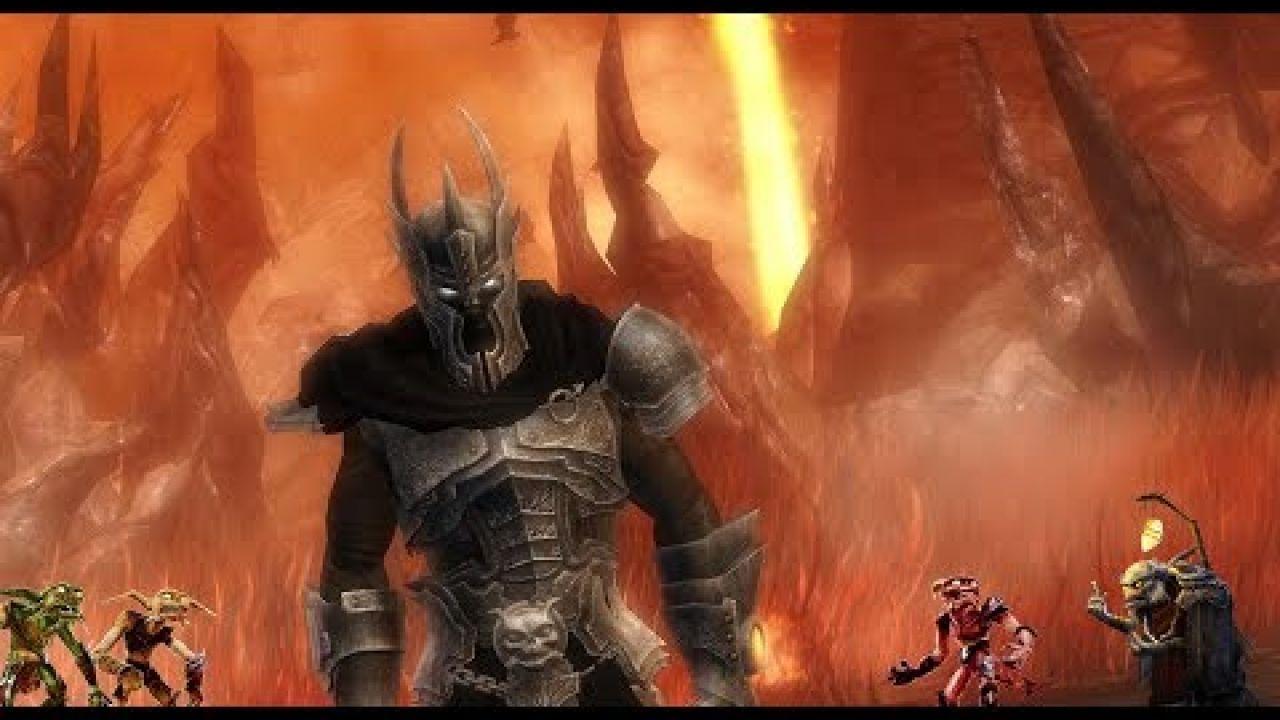 Overlord - Raising Hell - Игрофильм весь сюжет