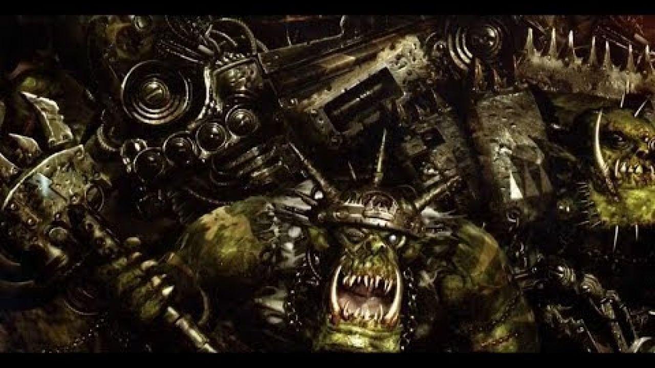 Warhammer 40,000: Dawn of War – Soulstorm Игрофильм