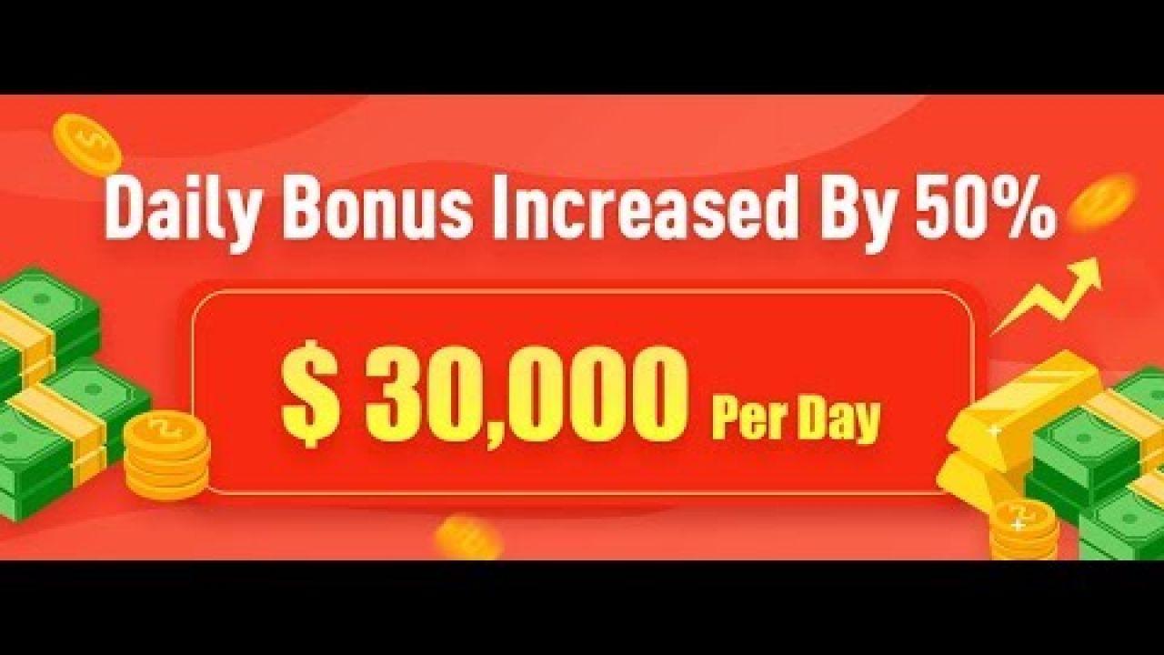 $1,000,000 🎁 Hapo Daily Bonus Крутейшее приложение с 💯% выводом денег!