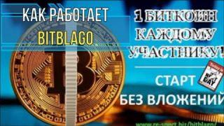 Как работает BitBlago ! 👍 How BitBlago works! 👍